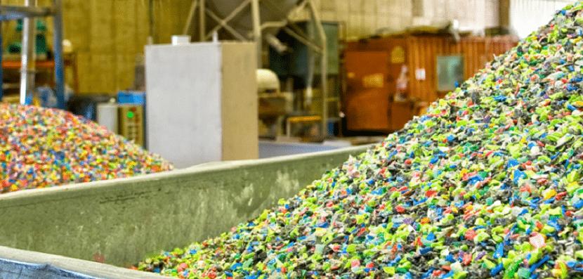 Cómo se recicla el plastico