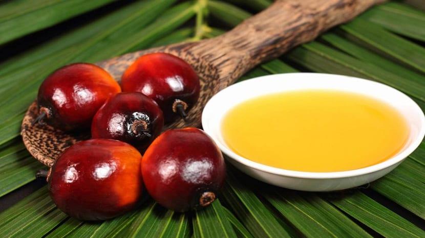 Efectos del aceite de palma