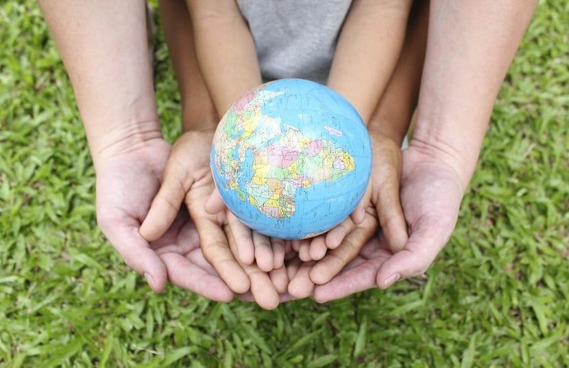 Salvando el planeta