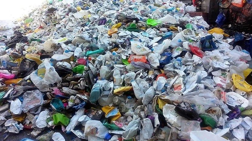 Definición, clasificación y gestión de los residuos sólidos