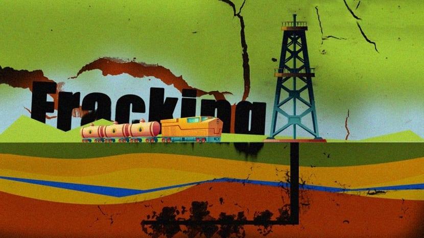 Daños del fracking