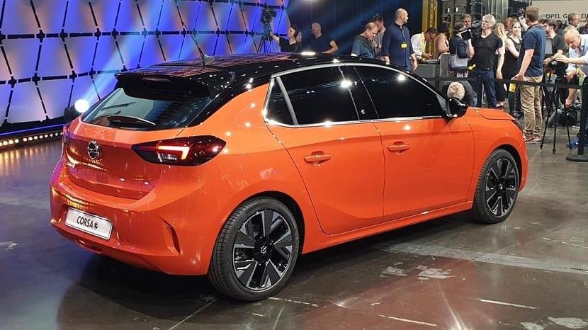 Nuevo Opel Corsa e