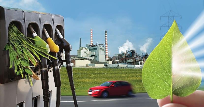 Biocarburantes celulósicos