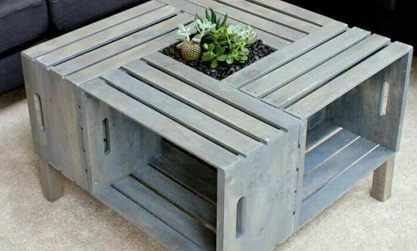 reciclar muebles en casa