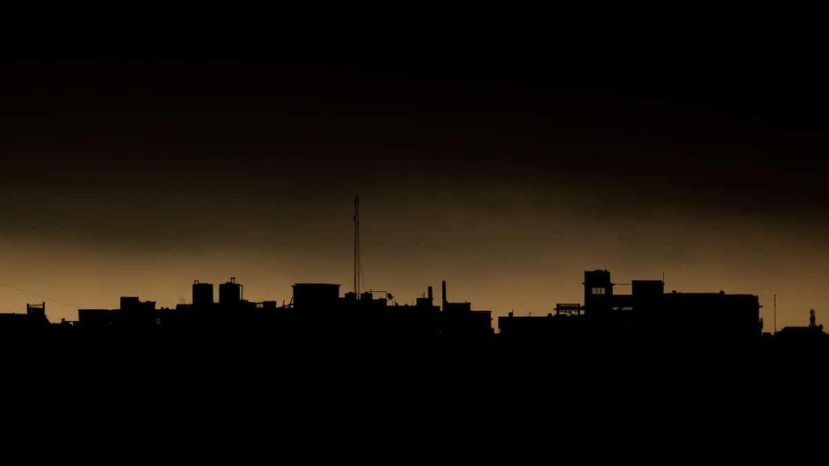 Cómo afecta la contaminación lumínica