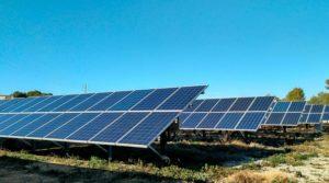Características de un huerto solar