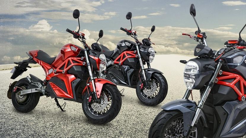 Desventaja ante las motos eléctricas