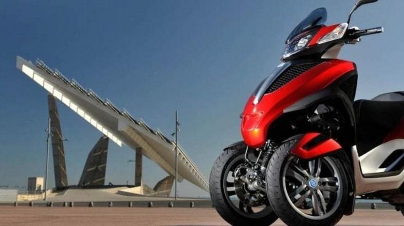 Modelos de motos híbridas