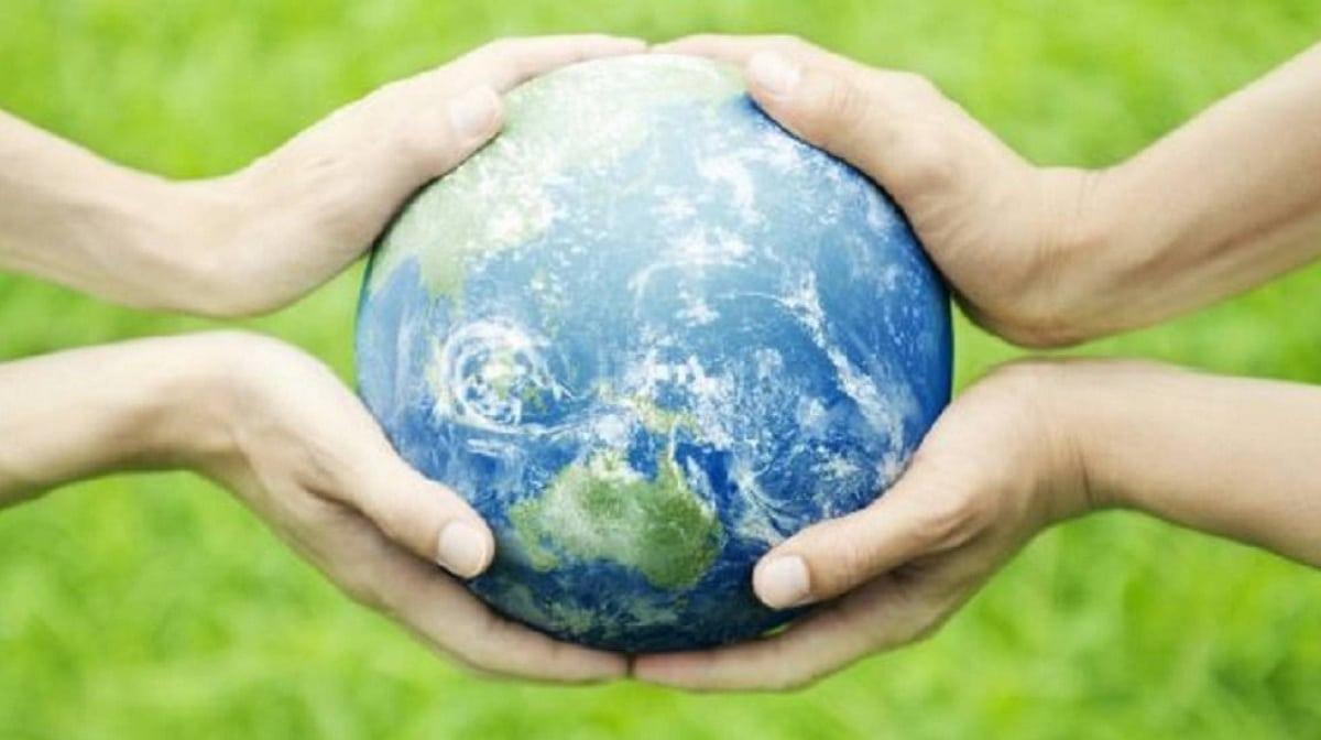 Cómo se celebra el día de la Tierra