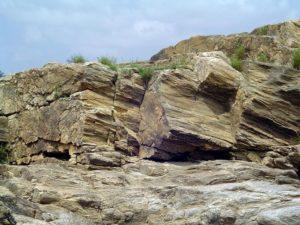 Deformación de rocas