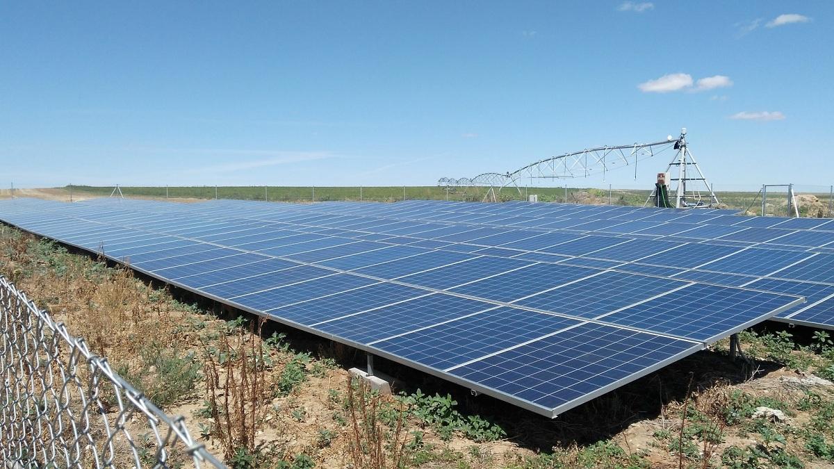 Instalaciones de bombeo solar