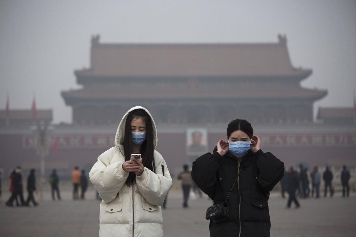 China en los paises más contaminados del mundo