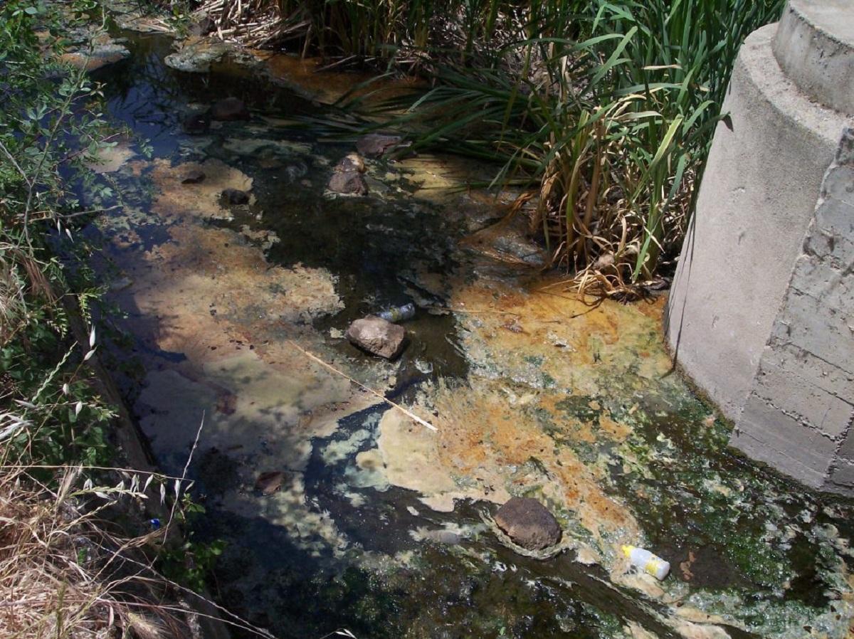 Contaminación quimica