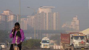 Contaminacion atmosférica