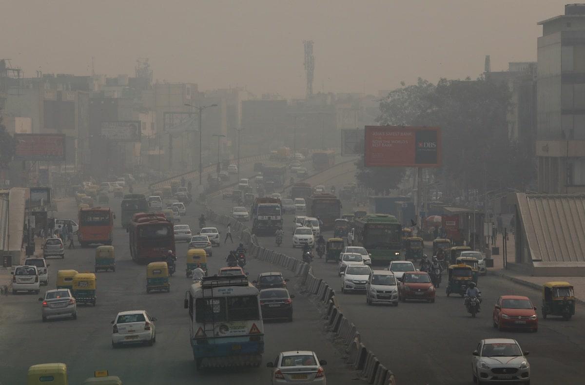 Contaminacion de India de países más contaminados del mundo