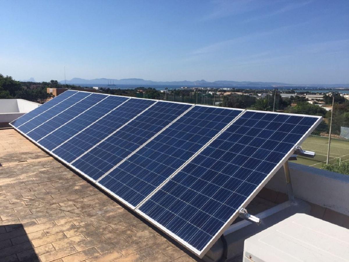 Ventaja de la energia solar