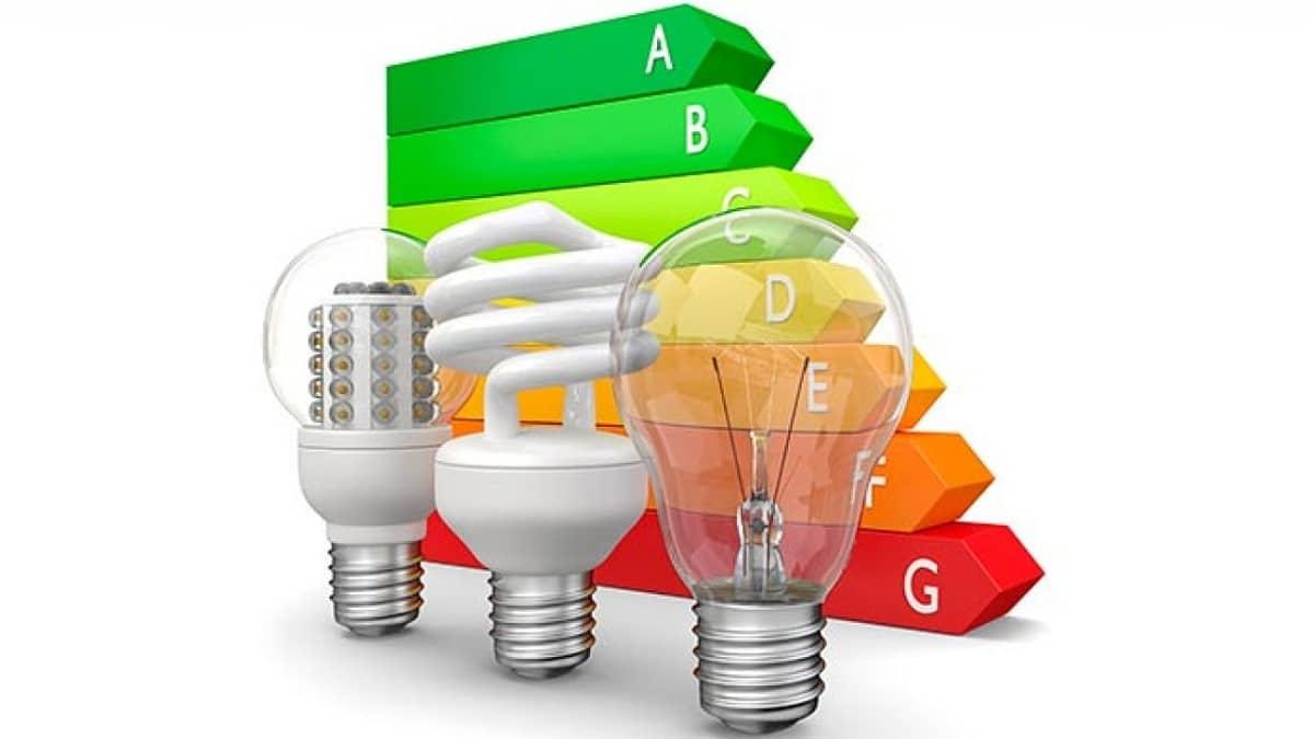 Ahorro de energía en hogares