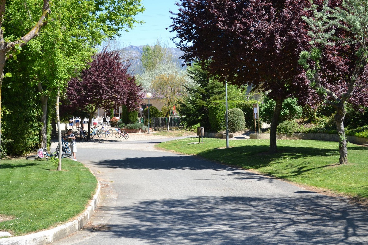 Mejora de espacios verdes