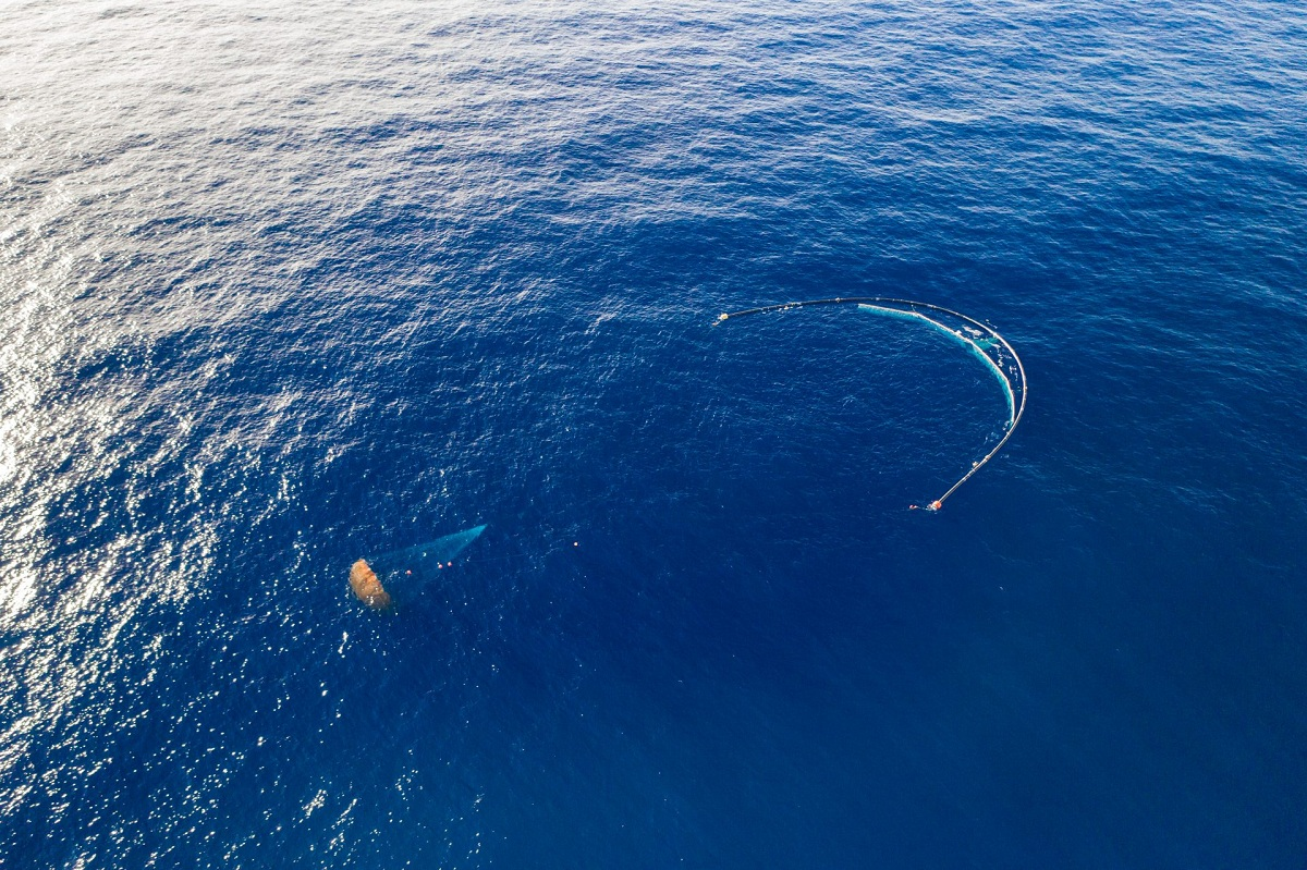 Proyecto The Ocean Cleanup
