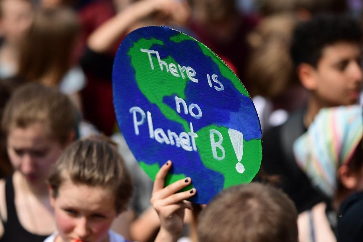 movimiento no hay planeta B