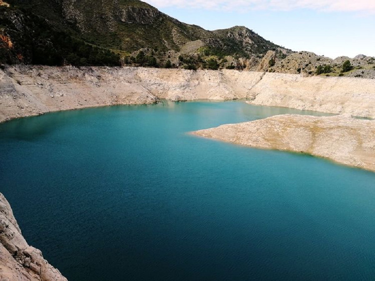 Reserva hidráulica España