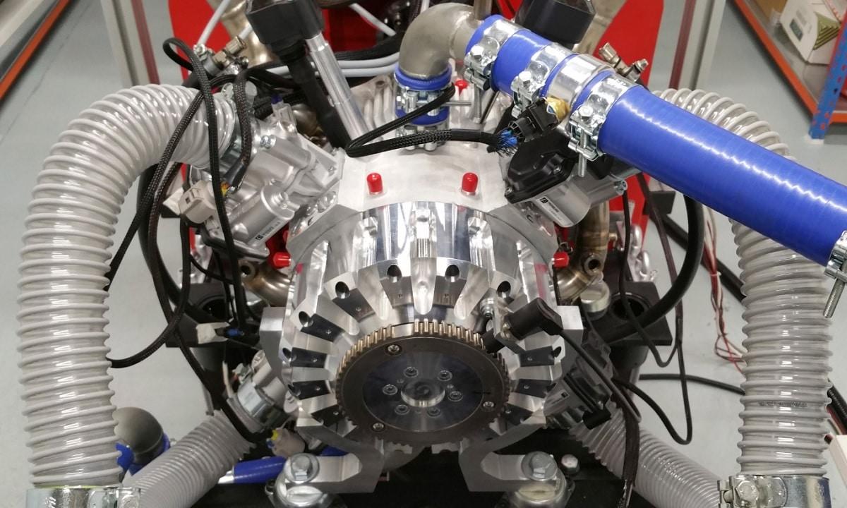 Ventajas del motor INNEngine