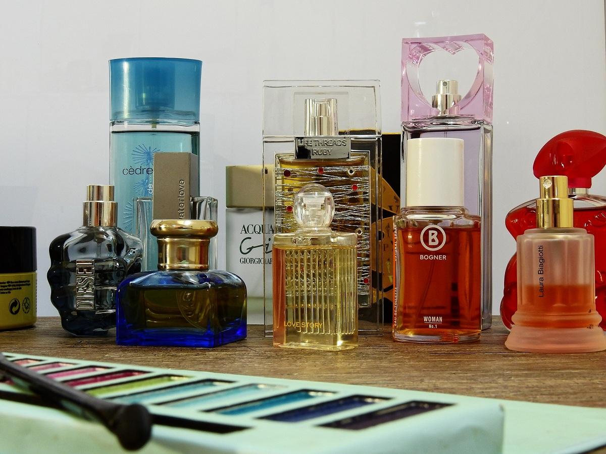 perfumes derivados del petroleo