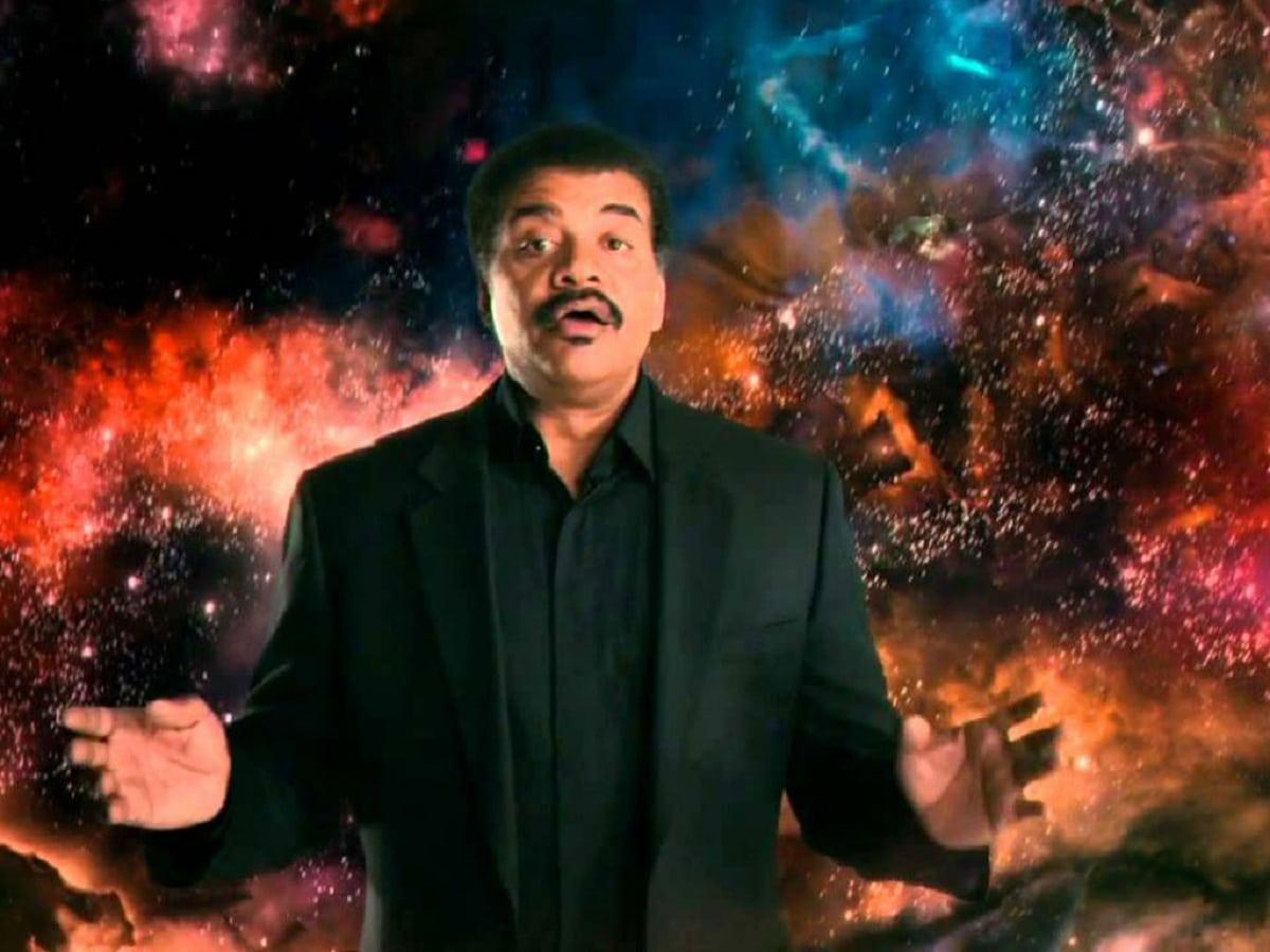 Serie Cosmos y ciencia