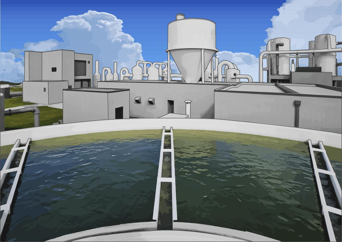 Proceso para el agua potable