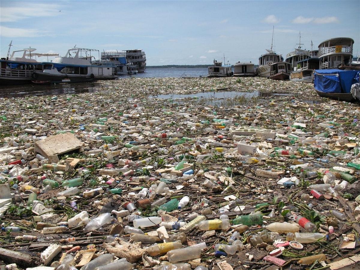 plastico y contaminacion