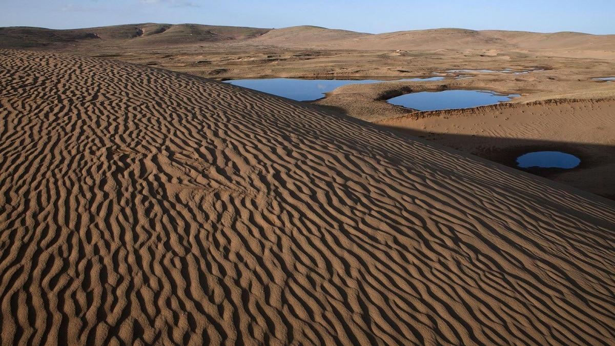 avance de dunas