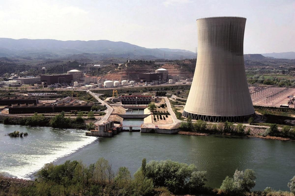 centrales nucleares de España