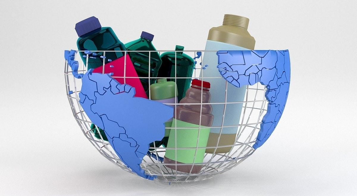 envasado y reciclaje