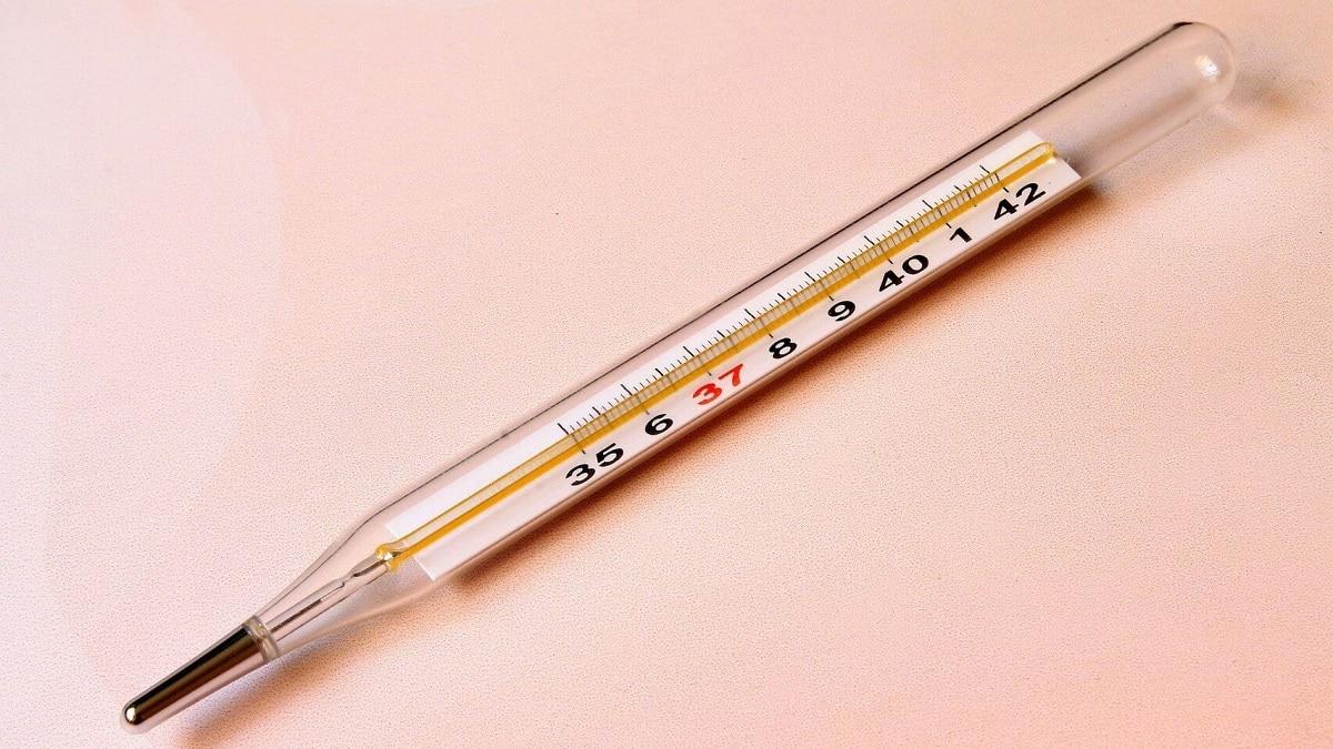 termometro de mercurio