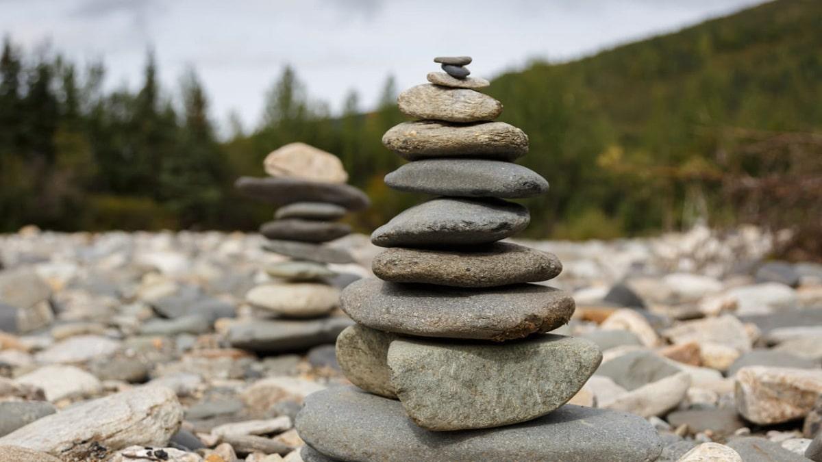 materia inerte piedras