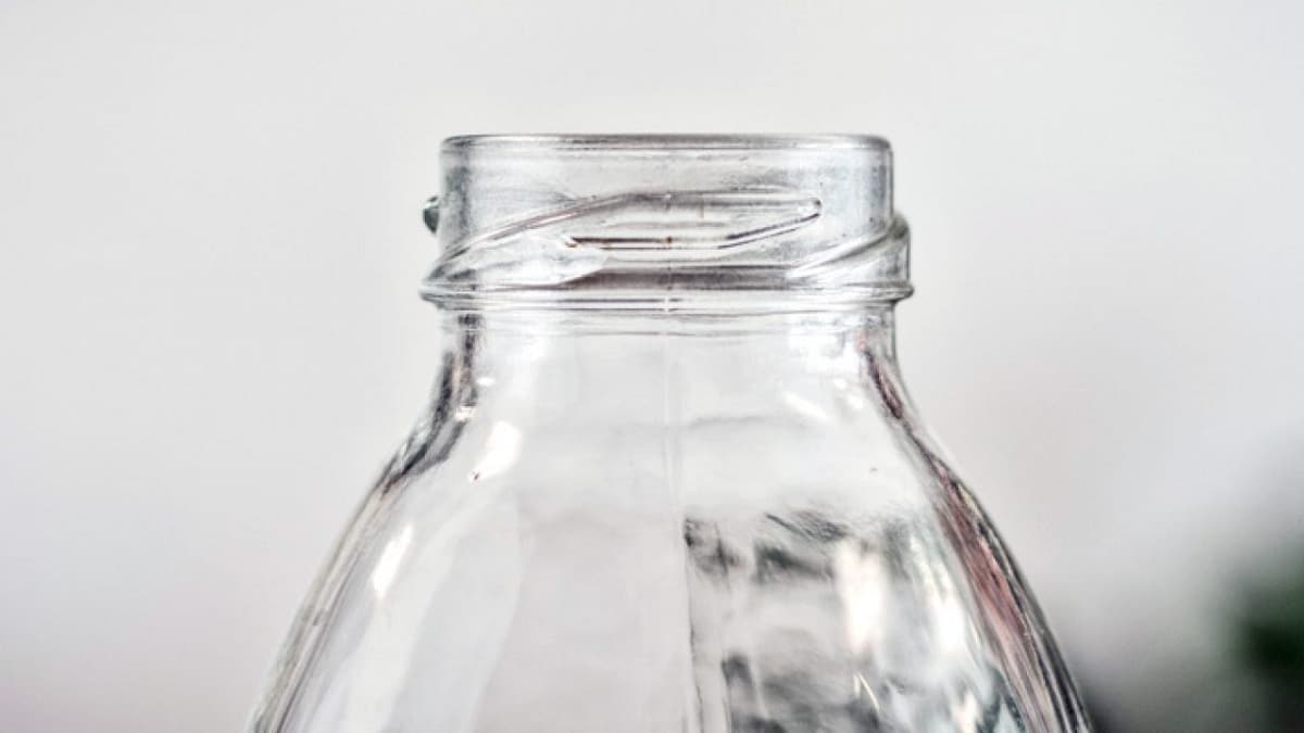 diferencias entre vidrio y cristal al reciclar