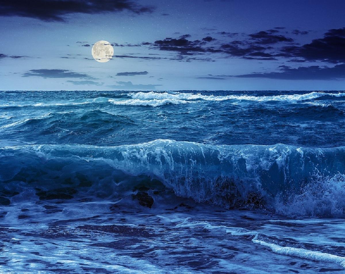 explicacion de las mareas para niños mas facil