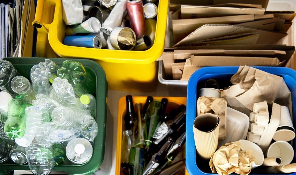 separacion de basura en casa