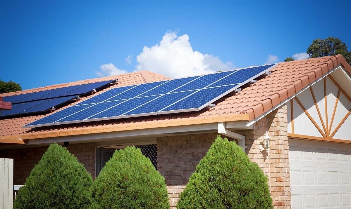 como funcionan las placas solares en tejados