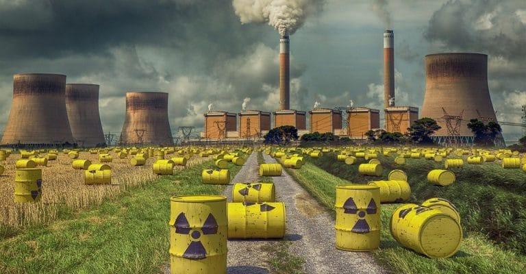 contaminacion nuclear