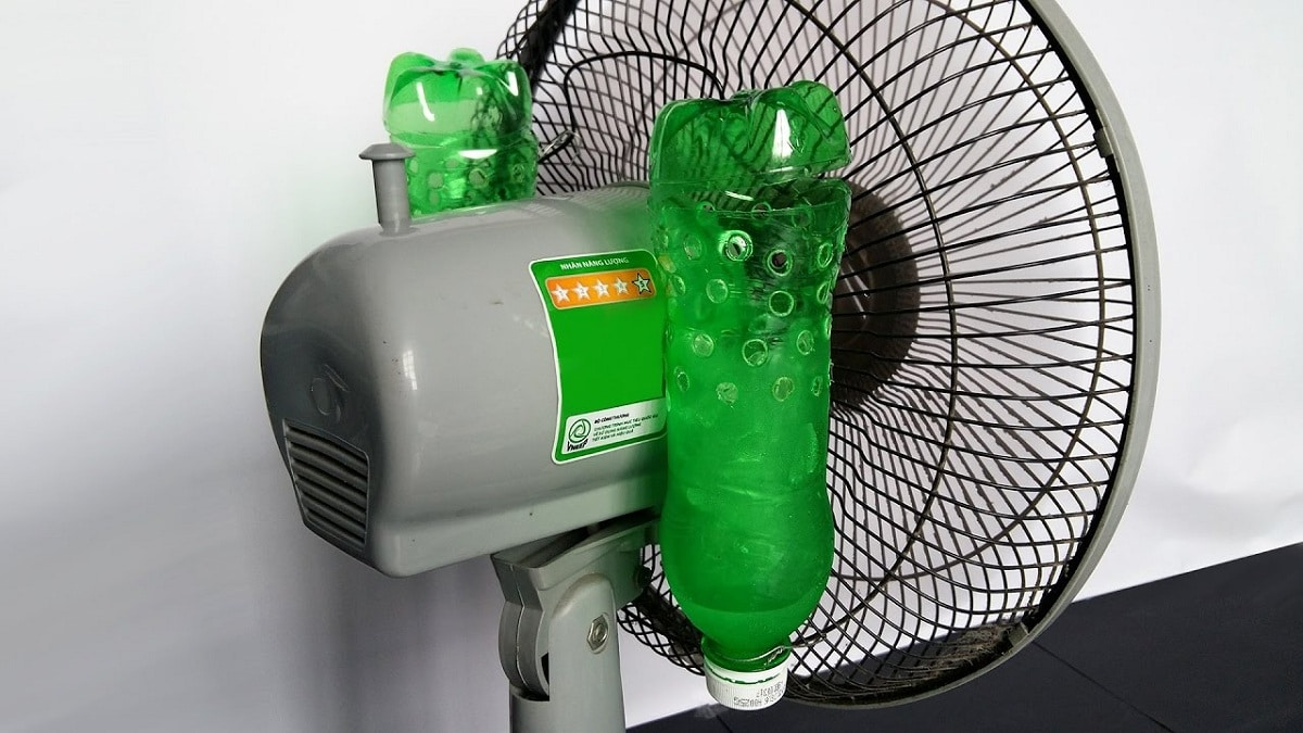 formas de hacer aire acondicionado casero