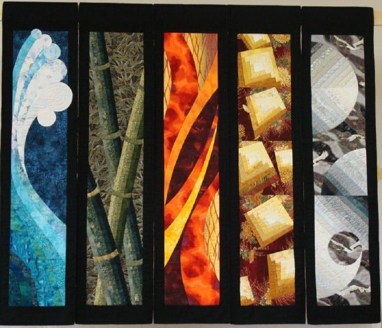 los 5 elementos de la naturaleza características