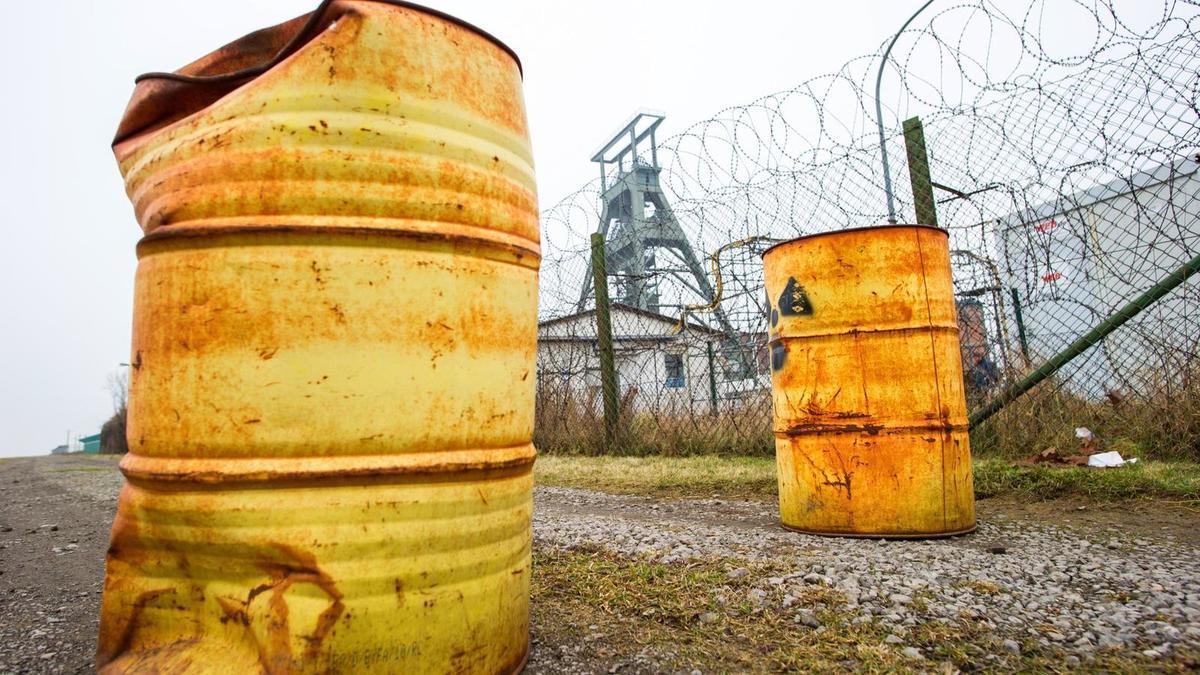 tratamiento de residuos radioactivos