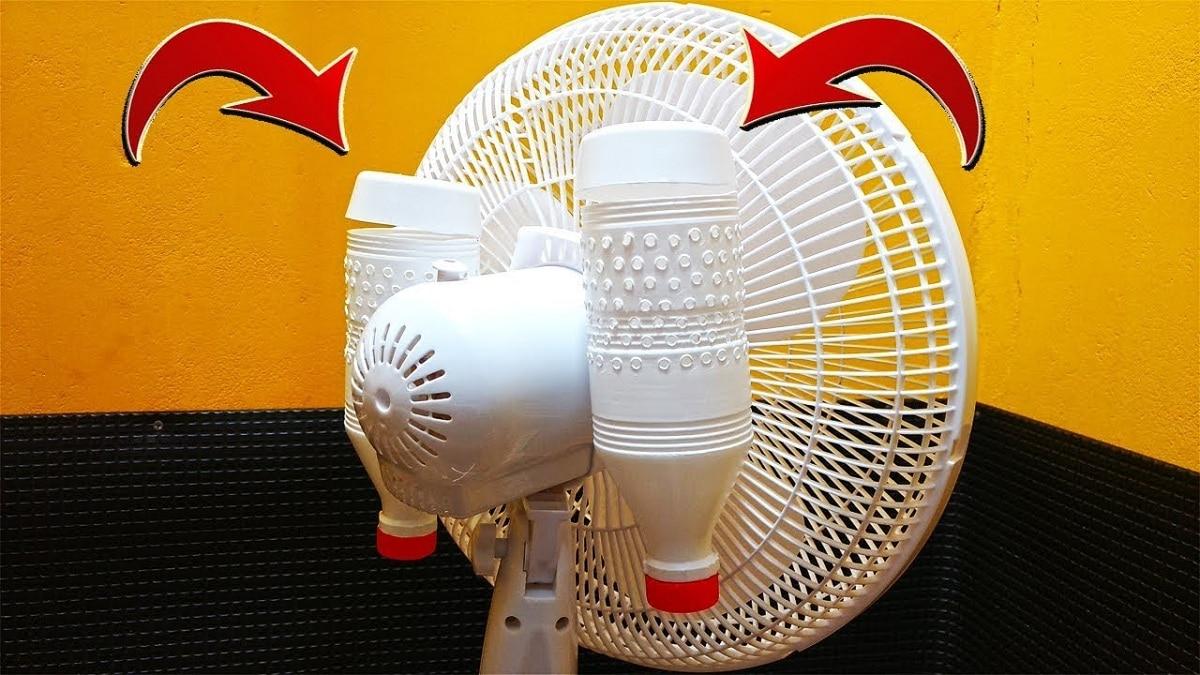 ventilador para refrigerar