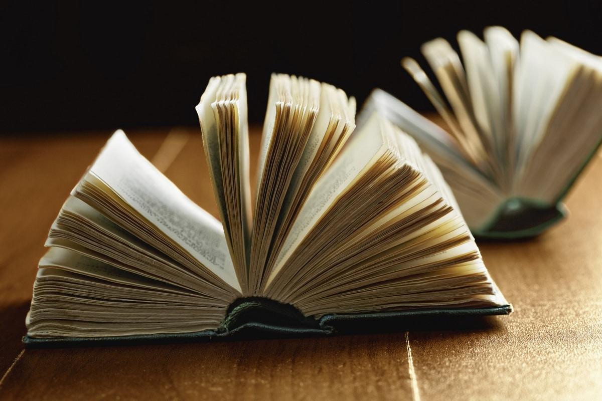Qué hacer con libros viejos