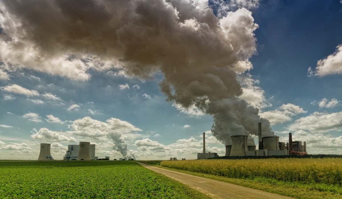 causas de la contaminacion del aire