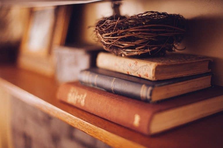 deshacerte de los libros