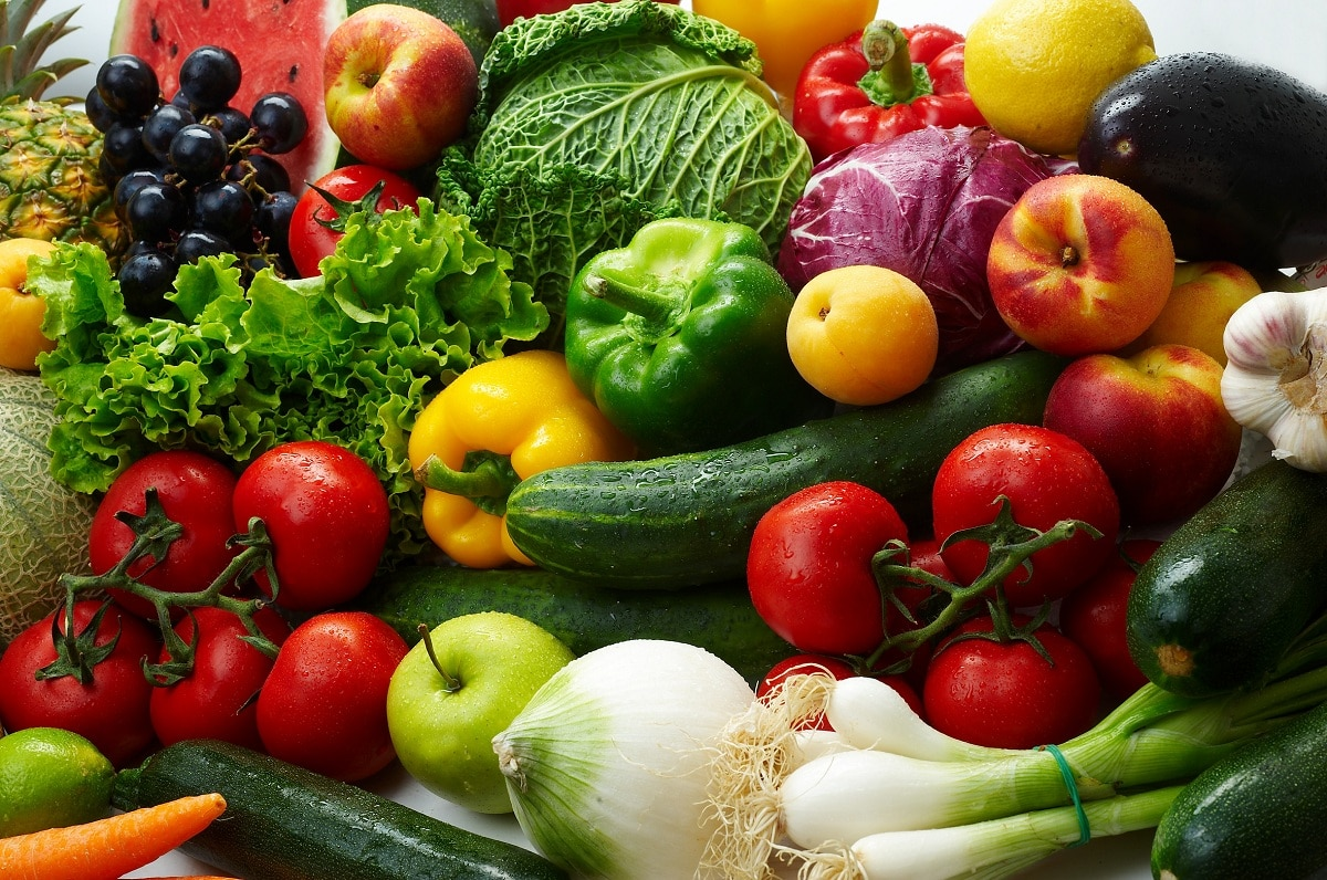 glucosa en los alimentos