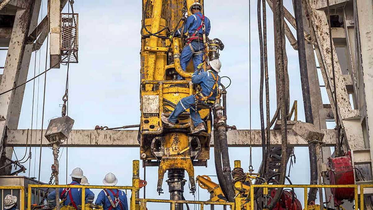 extraccion de combustibles fosiles