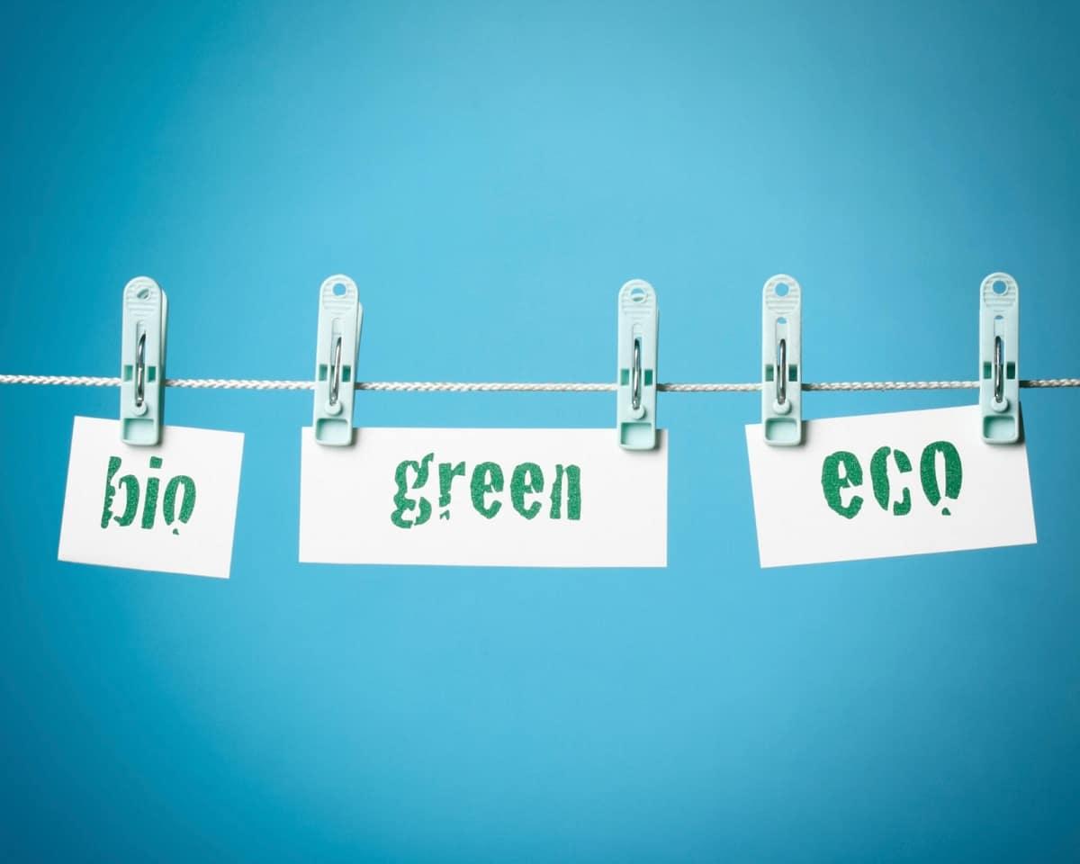 formas de vender utilizando el medioambiente